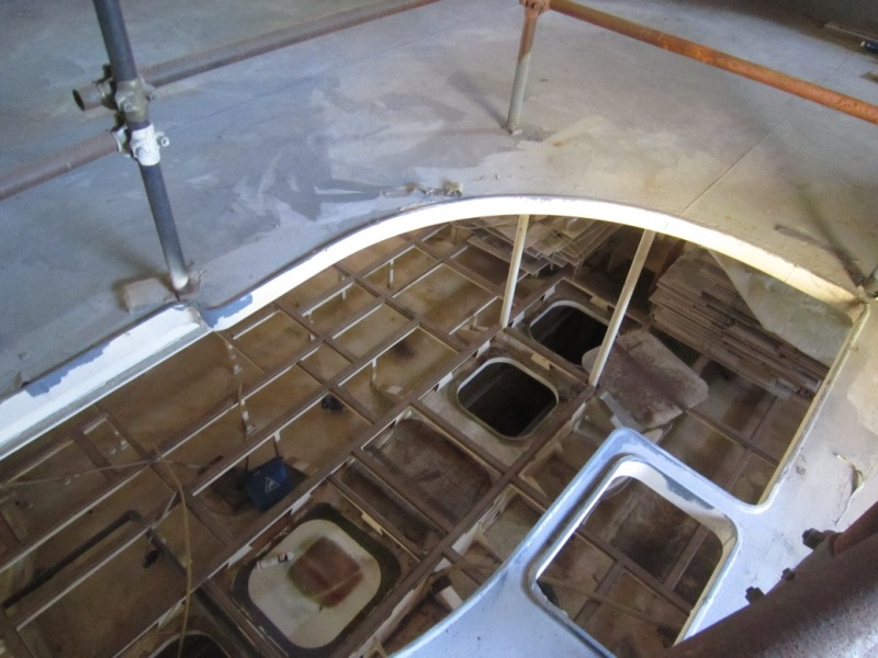 Unfinished project 43 | Super Yacht for charter - Delesalle Yachts