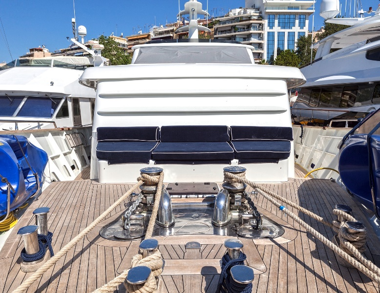 Yacht Harmonya - photo 6 of 18