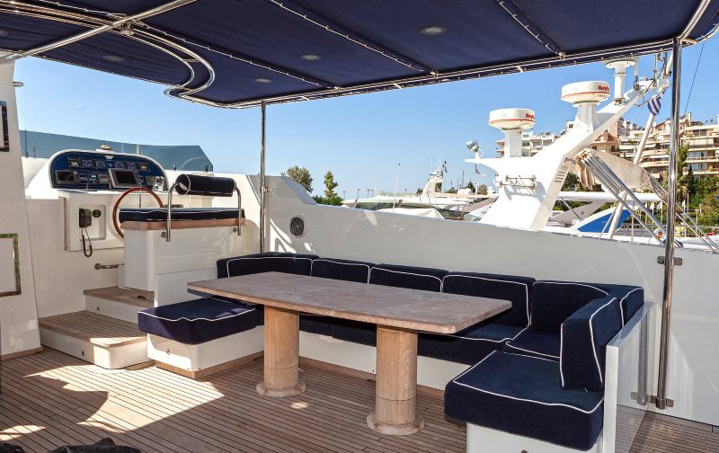 Yacht Harmonya - photo 9 of 18