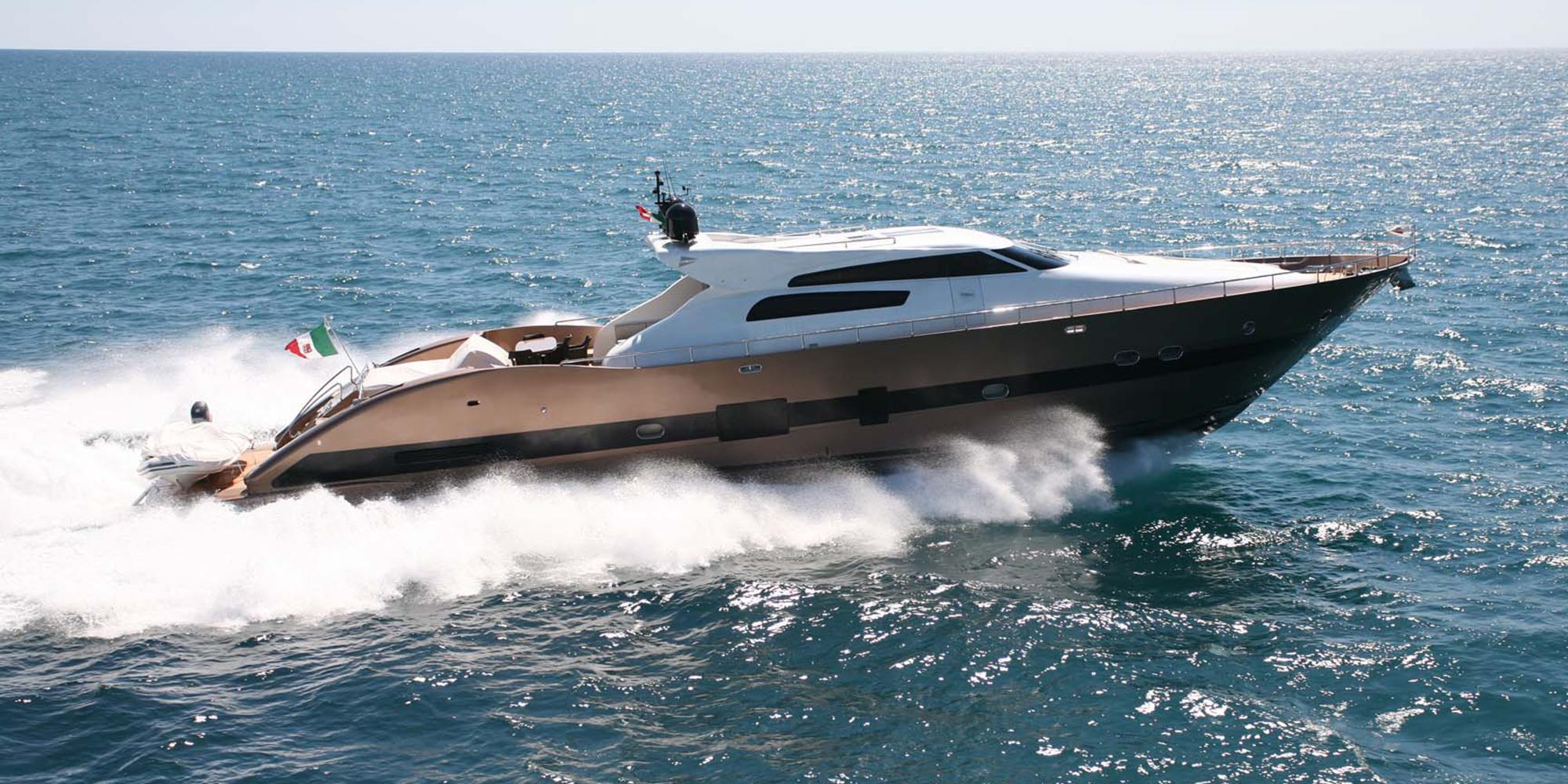Tecnomar Velvet 90 | Mega Yacht for sale - Delesalle Yachts