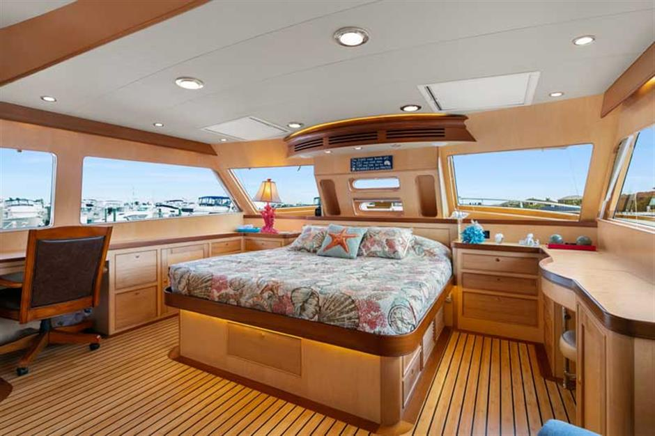 Yacht Marlow 97 2011 - photo 12 of 42
