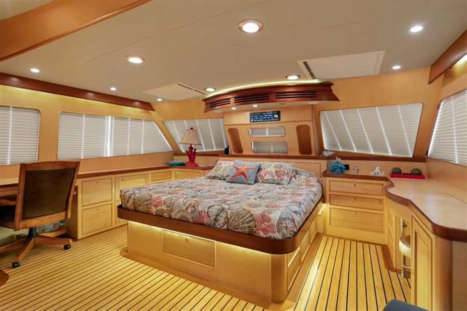 Yacht Marlow 97 2011 - photo 13 of 42