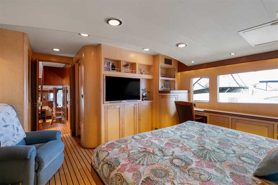 Yacht Marlow 97 2011 - photo 14 of 42