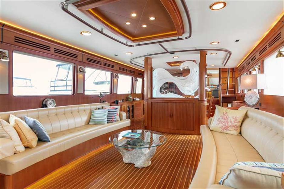 Yacht Marlow 97 2011 - photo 2 of 42