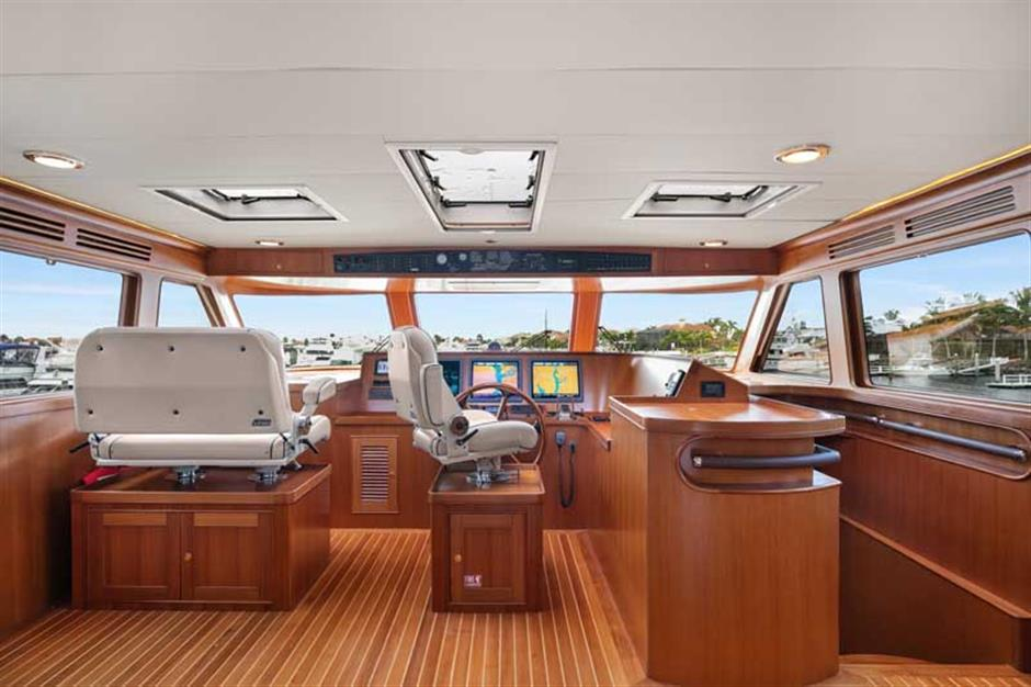 Yacht Marlow 97 2011 - photo 25 of 42