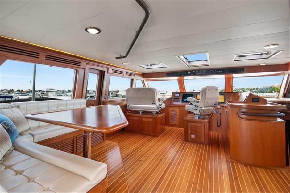 Yacht Marlow 97 2011 - photo 27 of 42