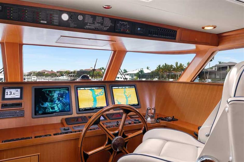 Yacht Marlow 97 2011 - photo 28 of 42