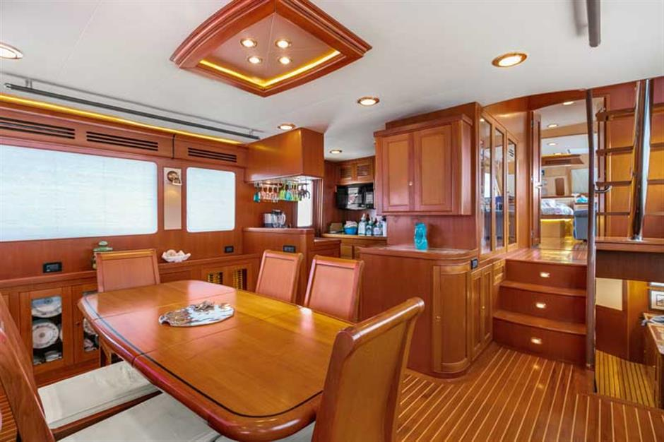 Yacht Marlow 97 2011 - photo 7 of 42