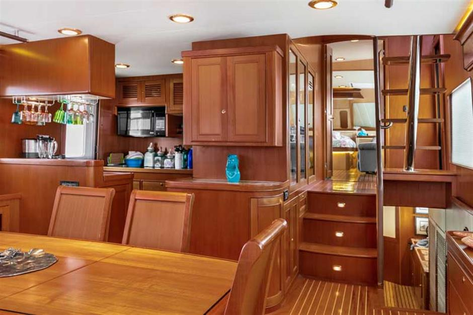 Yacht Marlow 97 2011 - photo 8 of 42