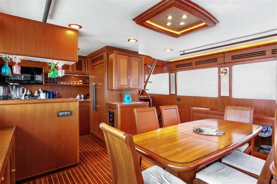 Yacht Marlow 97 2011 - photo 9 of 42