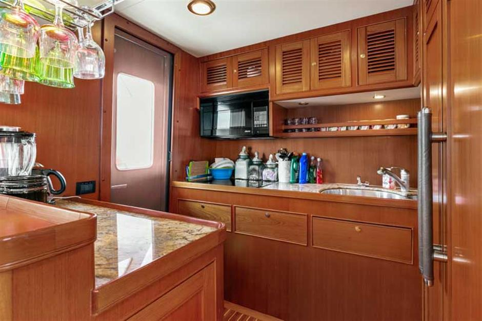 Yacht Marlow 97 2011 - photo 10 of 42