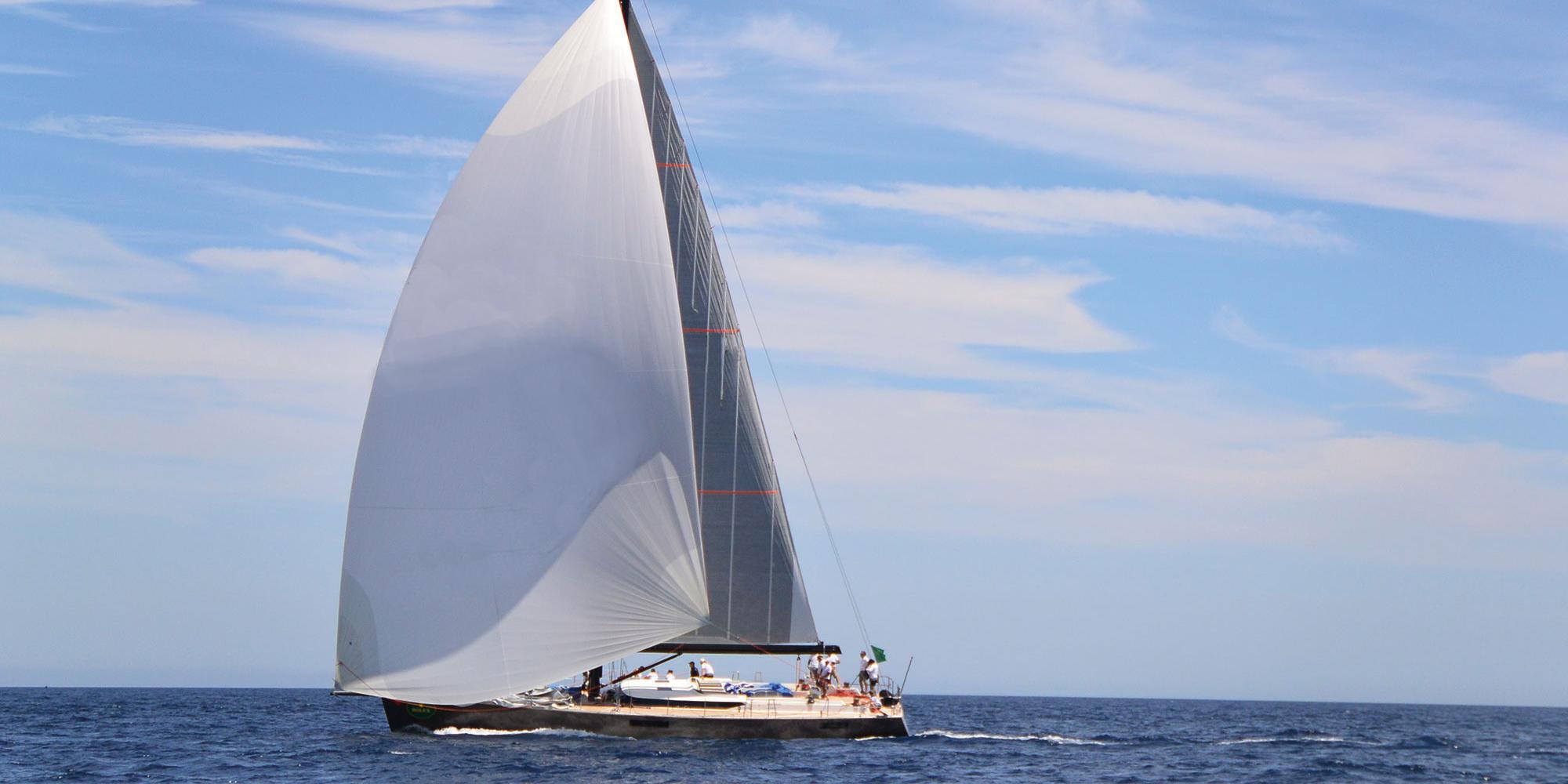 dutch coast yacht aragorn - HD2000×1000