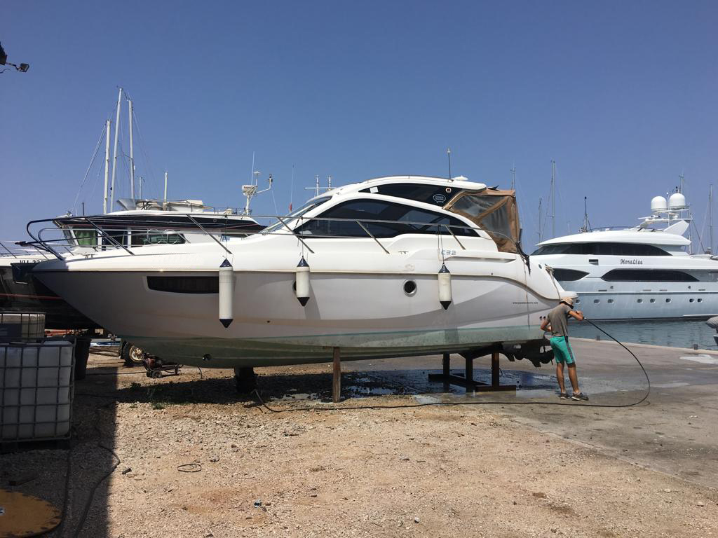Yacht SOLD! Sessa C32 - photo 14 of 79