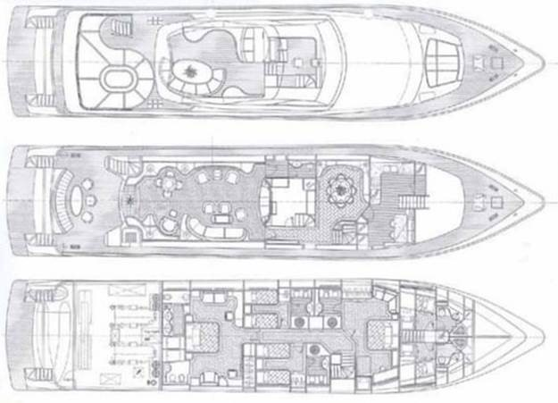Yacht VERSILCRAFT 108 - photo 13 of 13