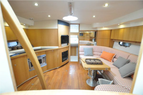 Яхта FAIRLINE TARGA 47 - фото 9 из 22