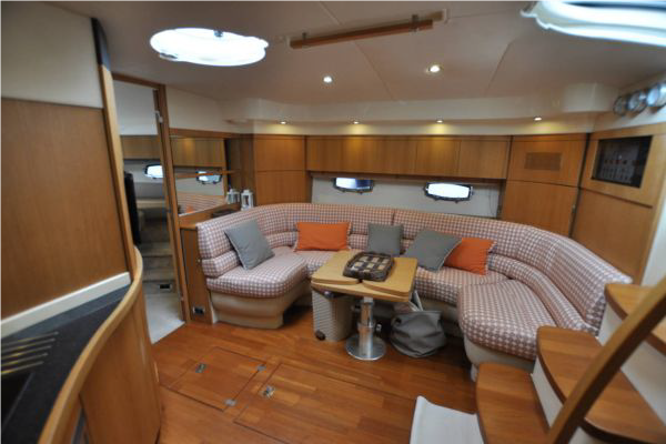 Яхта FAIRLINE TARGA 47 - фото 10 из 22