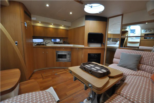 Яхта FAIRLINE TARGA 47 - фото 11 из 22