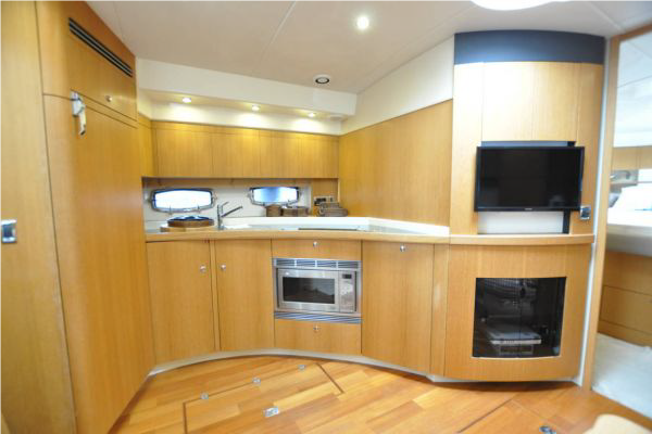 Яхта FAIRLINE TARGA 47 - фото 12 из 22
