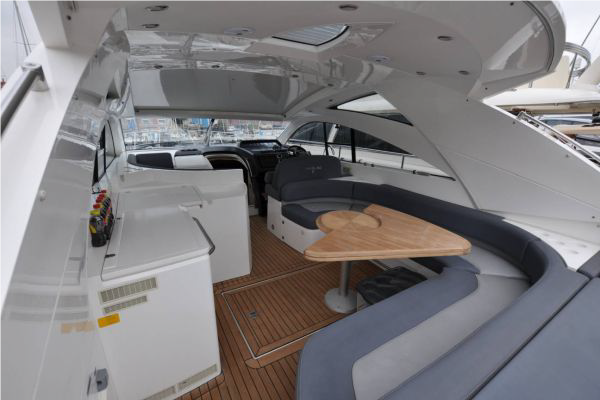 Яхта FAIRLINE TARGA 47 - фото 4 из 22