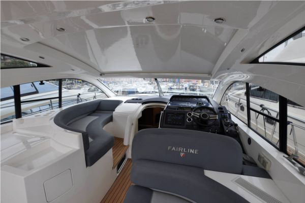 Яхта FAIRLINE TARGA 47 - фото 5 из 22