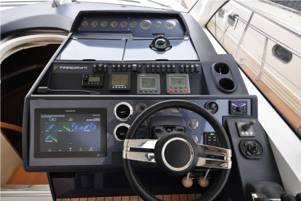 Яхта FAIRLINE TARGA 47 - фото 6 из 22