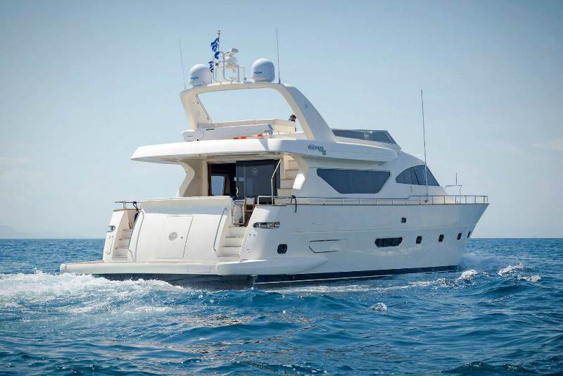 Yacht ALFEA (24M) - photo 24 of 25