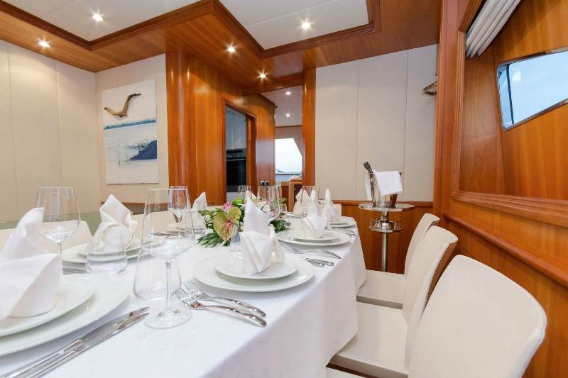 Yacht ALFEA (24M) - photo 11 of 25