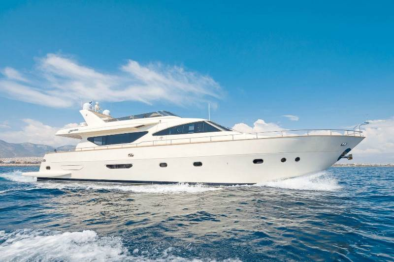 Yacht ALFEA (24M) - photo 1 of 25