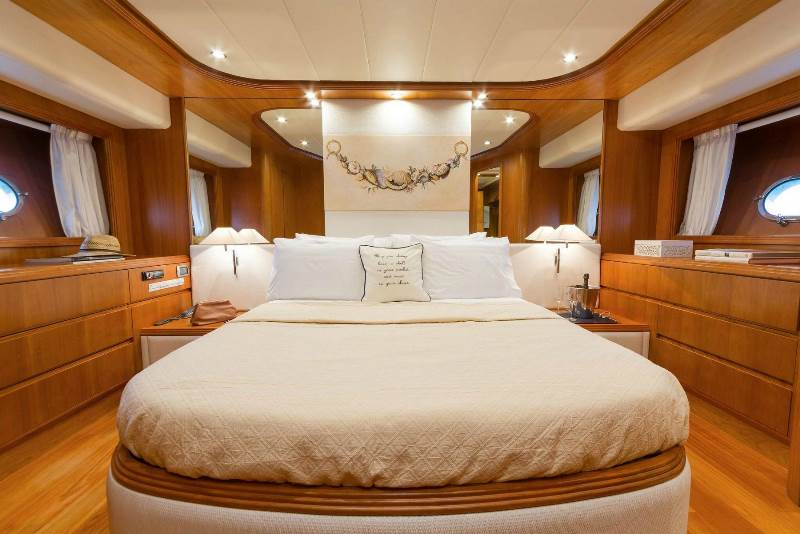 Yacht ALFEA (24M) - photo 13 of 25