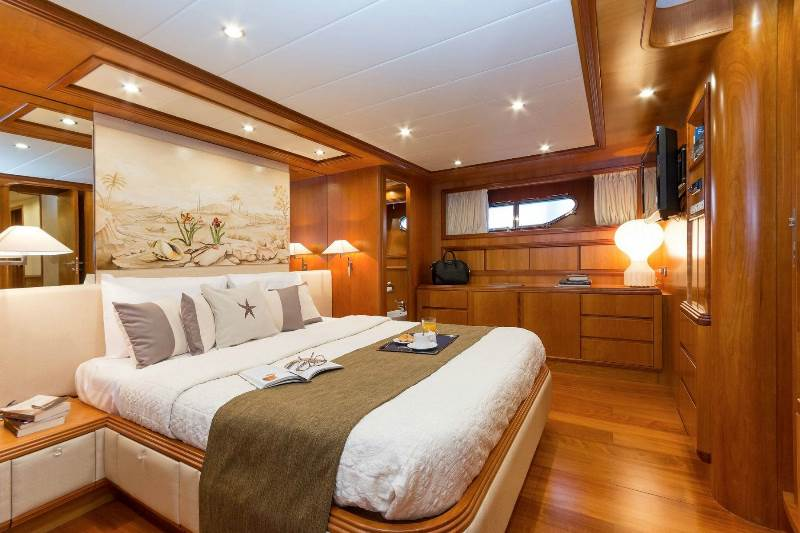 Yacht ALFEA (24M) - photo 12 of 25