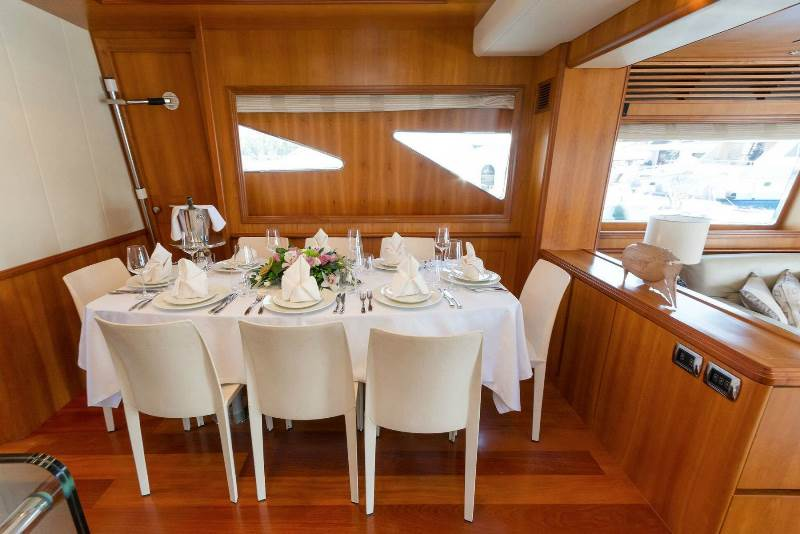 Yacht ALFEA (24M) - photo 10 of 25