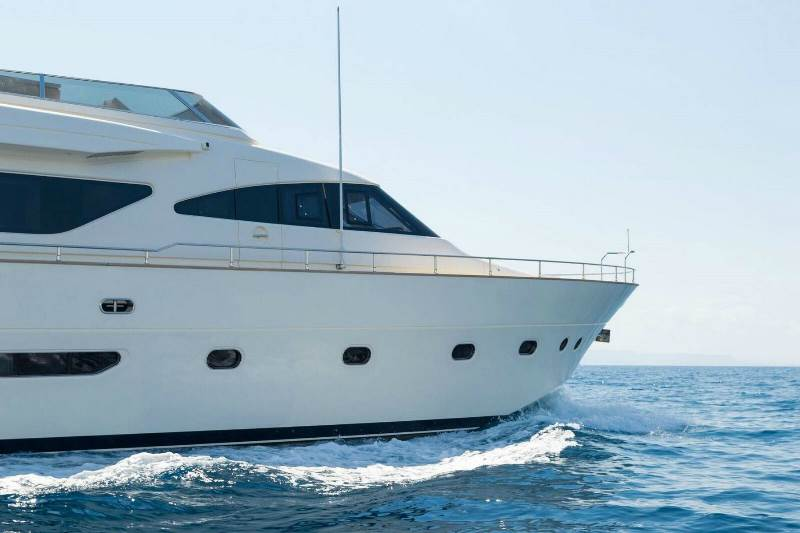 Yacht ALFEA (24M) - photo 4 of 25