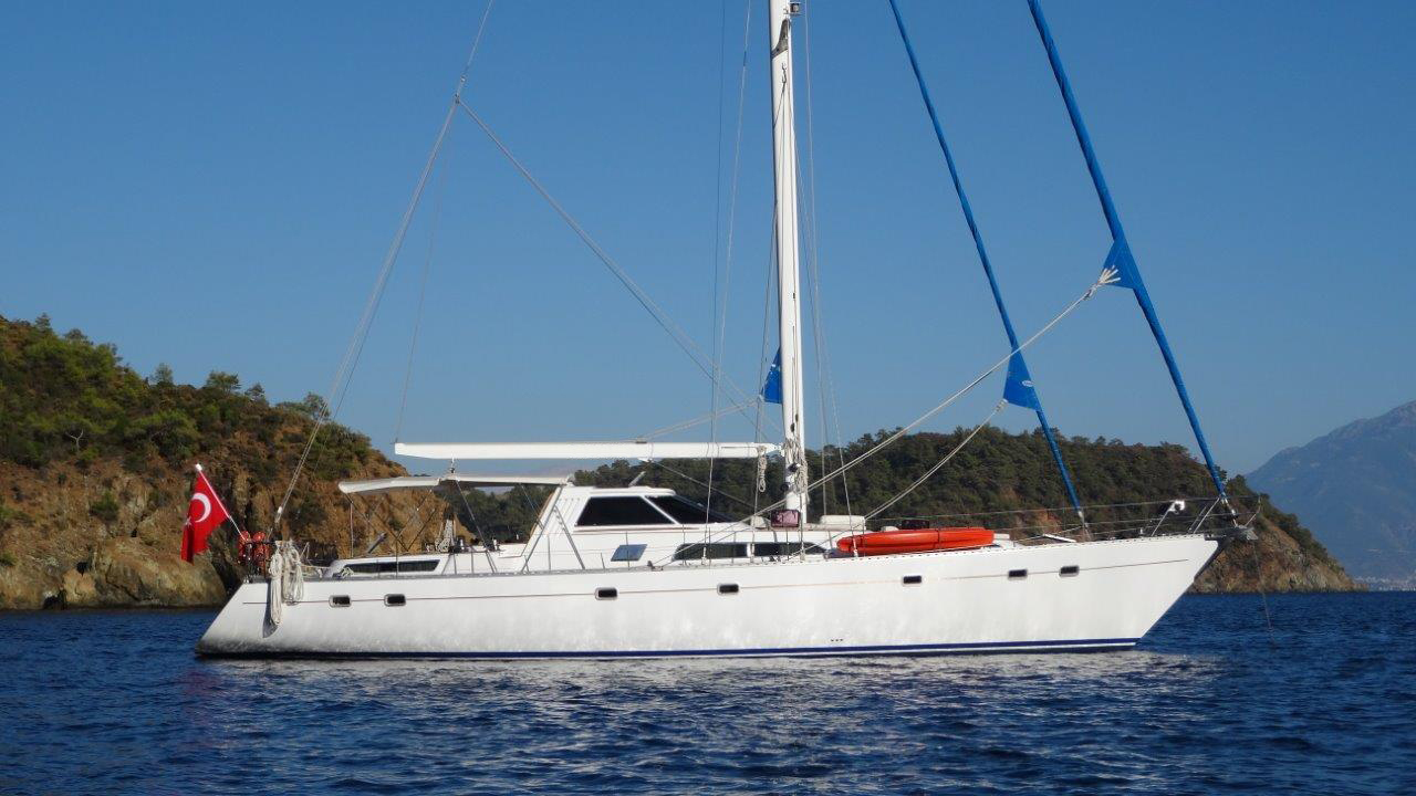 Яхта Sail sloop SES 63 - фото 1 из 29