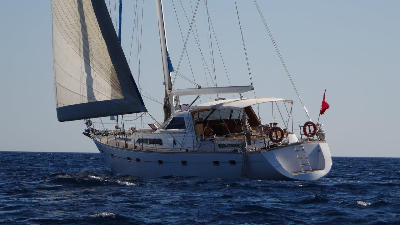 Яхта Sail sloop SES 63 - фото 2 из 29
