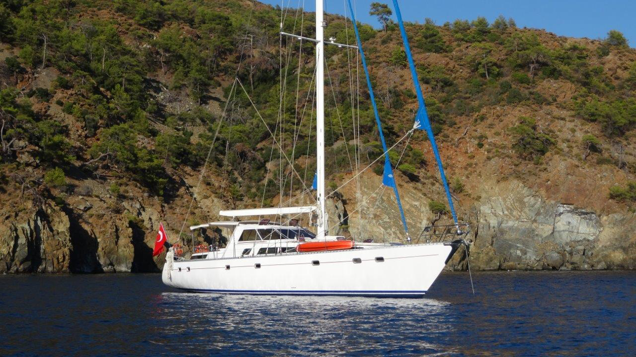 Яхта Sail sloop SES 63 - фото 3 из 29